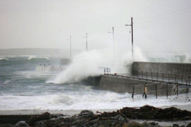 Storm In November
