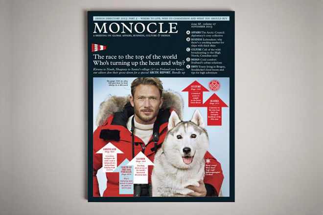 Arctic Fashion — Monocle 68