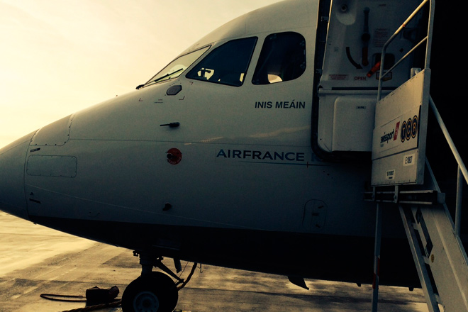 Air France does Inis Meáin