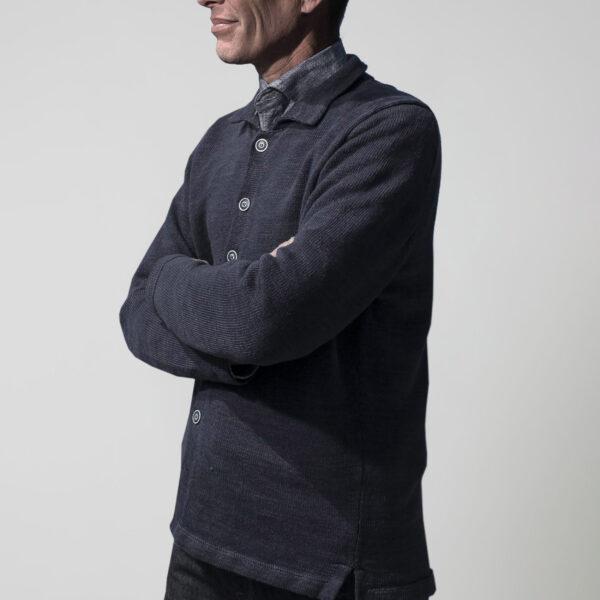Inis Meáin Linen Shirt Jacket