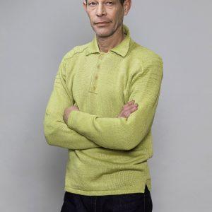 Linen Shirt Lime