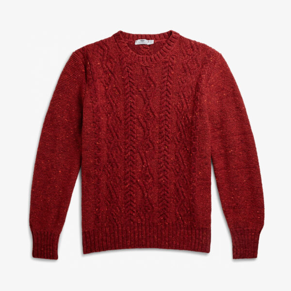 Inis Meáin Aran Cashmere Sweater Kilkenny
