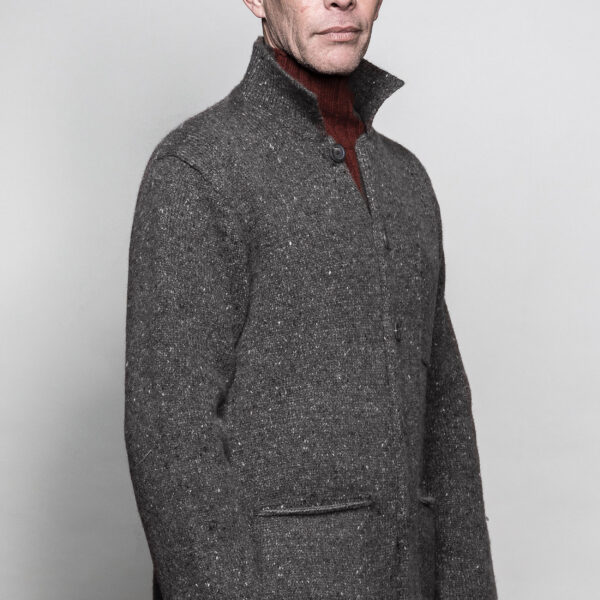 Inis Meáin Raftery Coat Meath