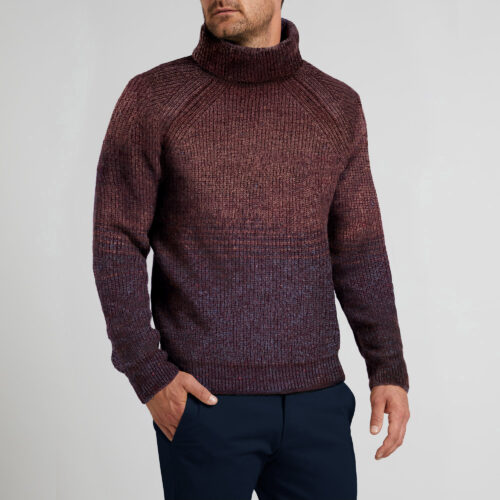 Inis Meáin Ombré Boatbuilder Sweater