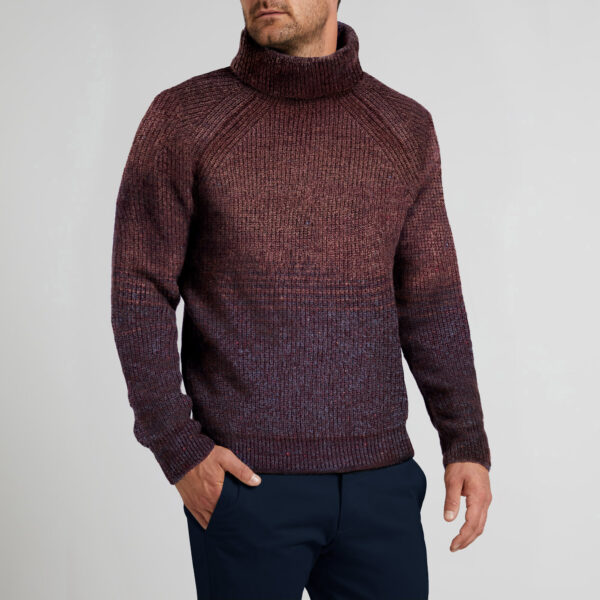 Inis Meáin Ombré Boatbuilder Sweater