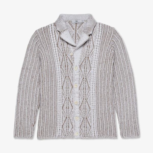Inis Meáin Inis Meáin Patented Aran Jacket