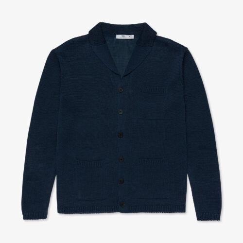 Inis Meáin Pub Jacket Blueberry