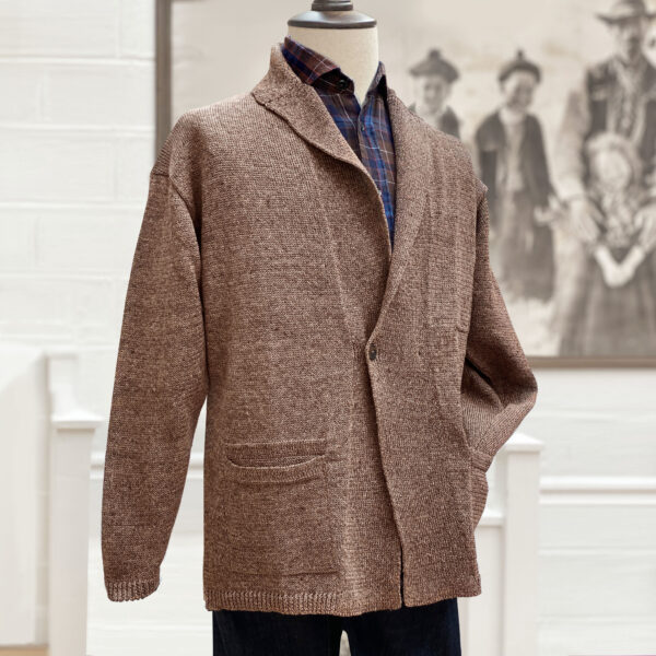 Inis Meáin Island Editions Relaxed Jacket