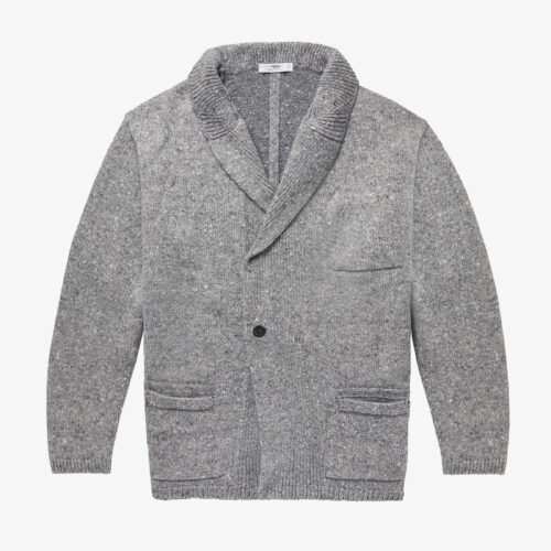 Inis Meáin Winter Relaxed Jacket